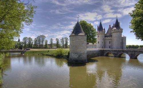 Chateau de sully sur loire sully sur loire loiret for Clair logis sully sur loire