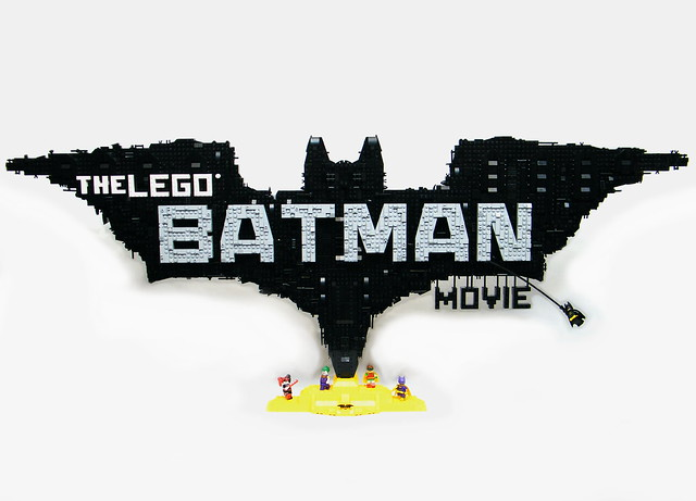 The LEGO Batman Movie Logo