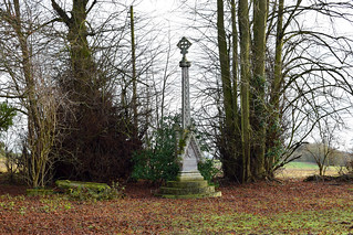 Stephen Jackson memorial, 1855