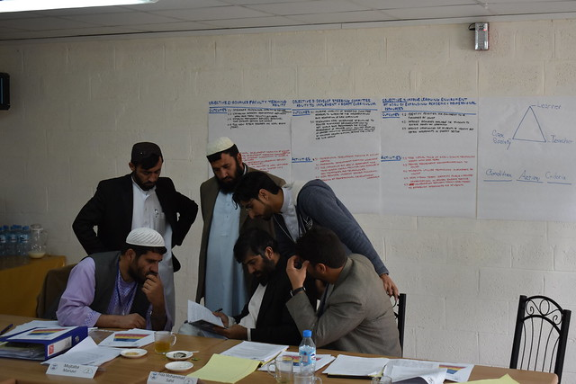 Afghanistan: Kandahar Renewable Energy Curriculum