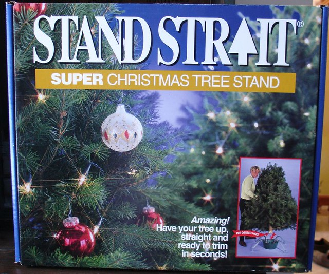 ... Stand Straight Tree Stand | by A Storybook Life - Stand Straight Tree Stand Great New Stand That Allows You €� Flickr