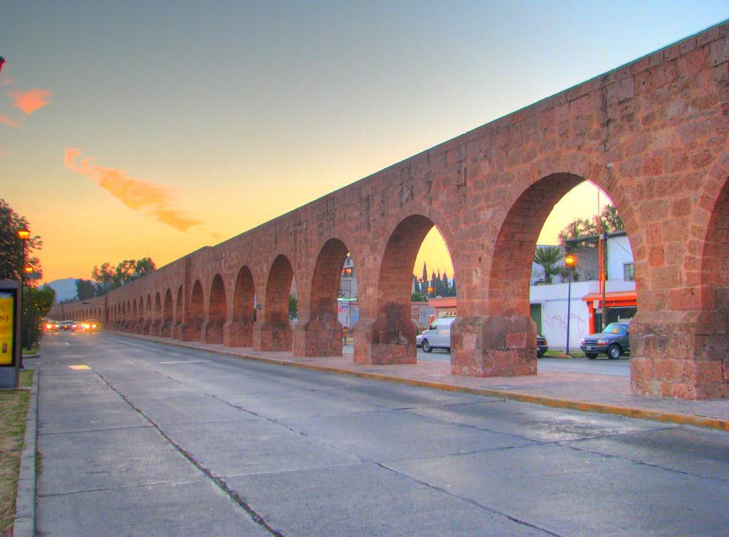 Photos For Sale >> acueducto de morelia hdr | el famoso acueducto de morelia, e… | Flickr