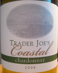 Trader Joes 2006 Chardonnay (front) | by 2 Guys Uncorked