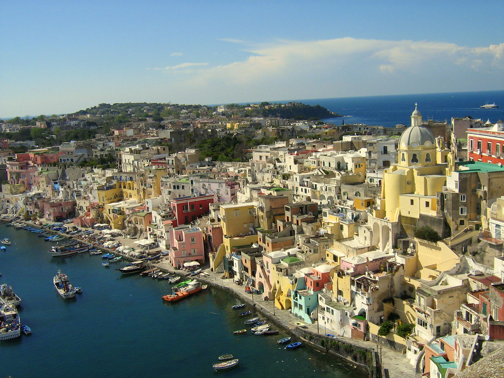Daytrip to Procida 1