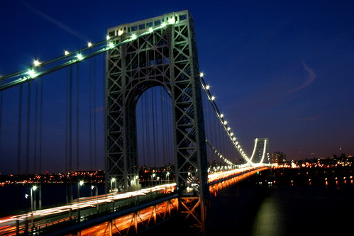 George Washington Bridge | by Manny Pabla