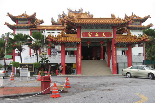Johor Bahru Old Chinese Temple | by Amit Pansare