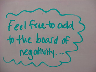 Board of negativity | by quinn.anya