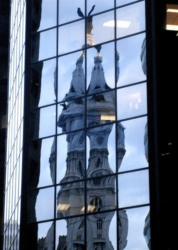 Reflections of Billy Penn | by Kevin Burkett