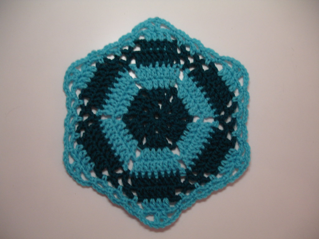 Day 73, Lynn\'s Baby Round Ripple Afghan Pattern | Build An A… | Flickr