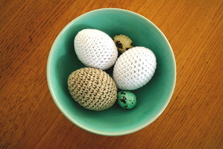 crochet eggs. | by berlin101