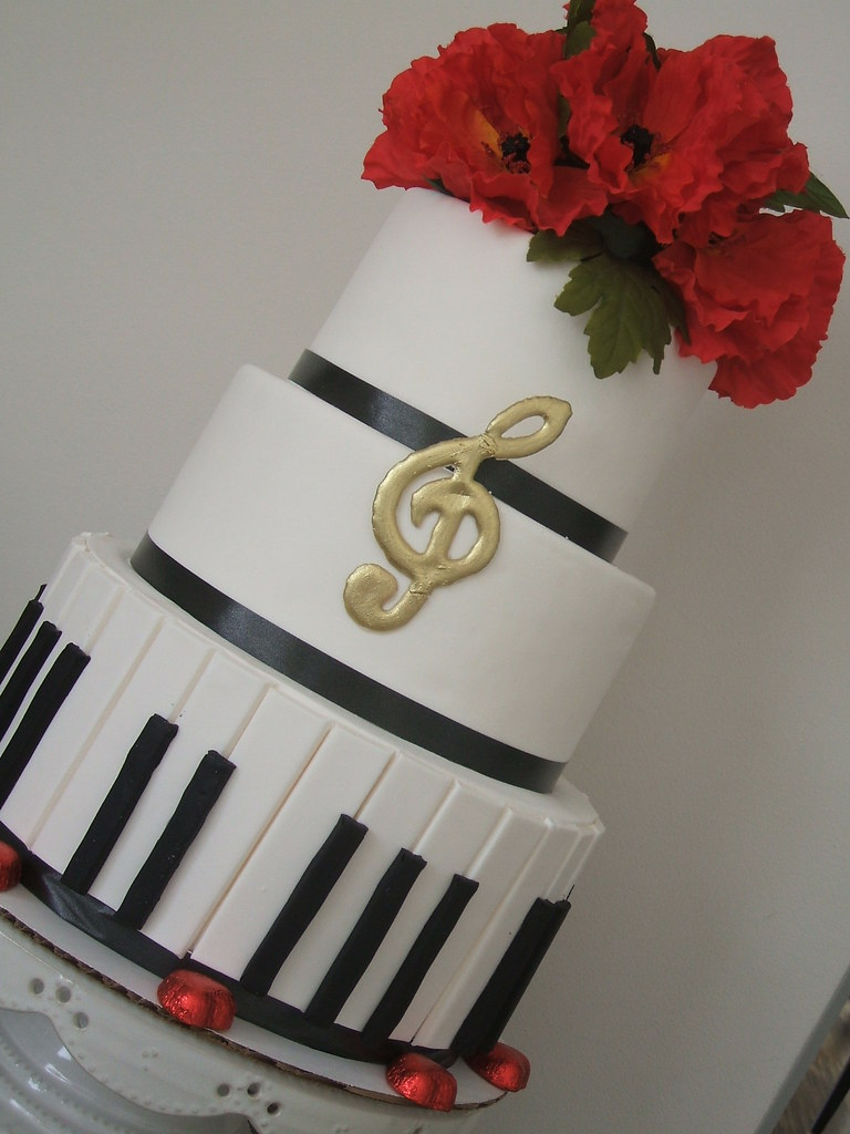 If Music Be The Food Of Love Some Cakes Are Made To