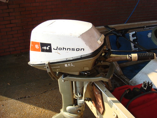 1965 Johnson 6hp Outboard Motor Jimmy Smith Flickr