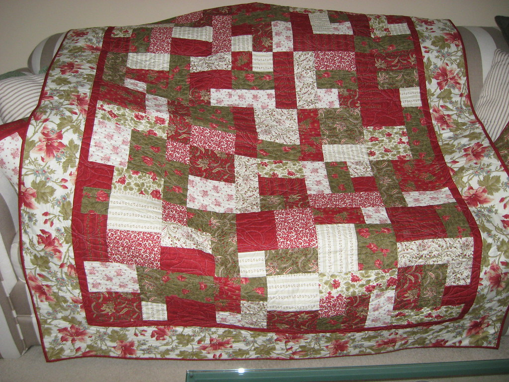 Roman Holiday Quilt Holiday Quilt Using Roman Holiday