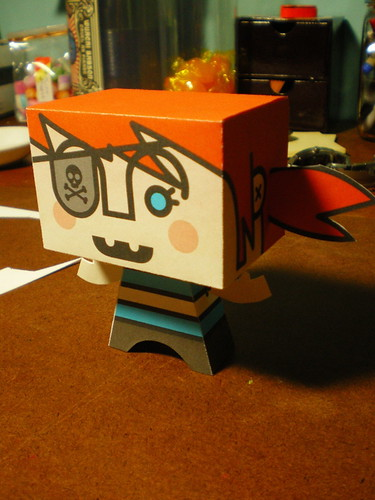 Paper Toy | by gameyy