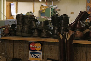 Brady Shoe Repair Huntsville Al