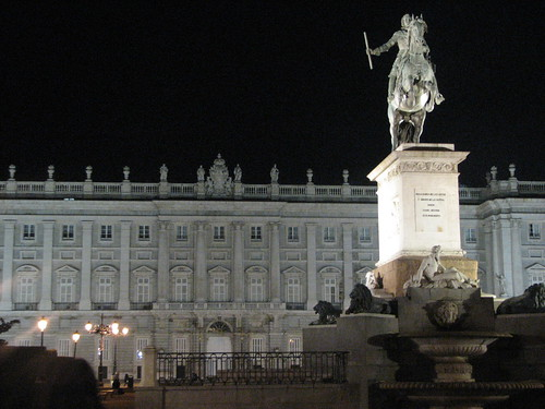 Palacio Real At Night, Madrid | by SeppySills