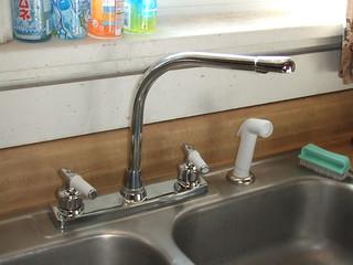 D Kitchen Faucet Cad Blocks