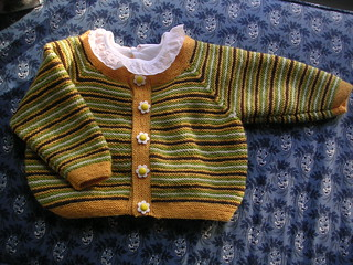 Amelie's sweater | by helenvashon