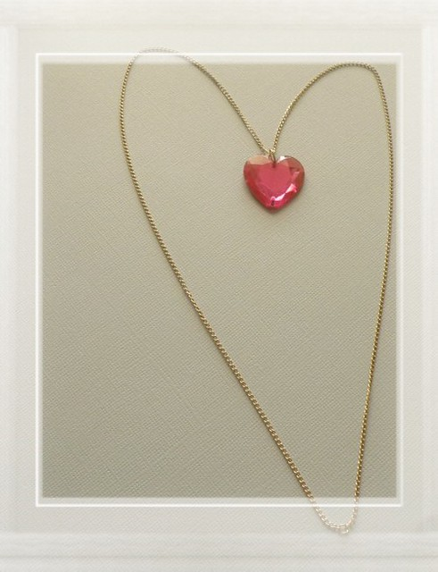 necklace heart1