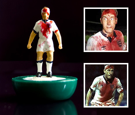 Terry Butcher | by Paolo Camera