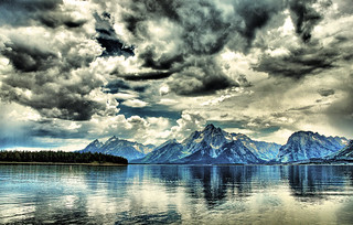 Storm Clouds at Colter Bay | by Jeff Clow