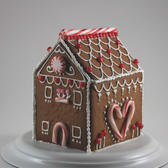 Gingerbread house | by whpalmer4