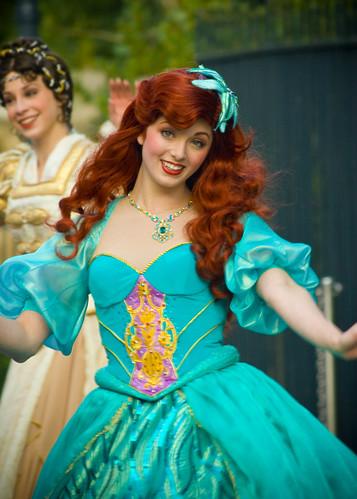 Speedlite Princess Ariel, ...