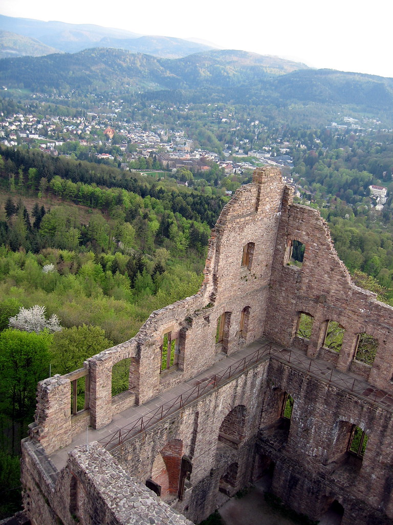 Старый замок schloss