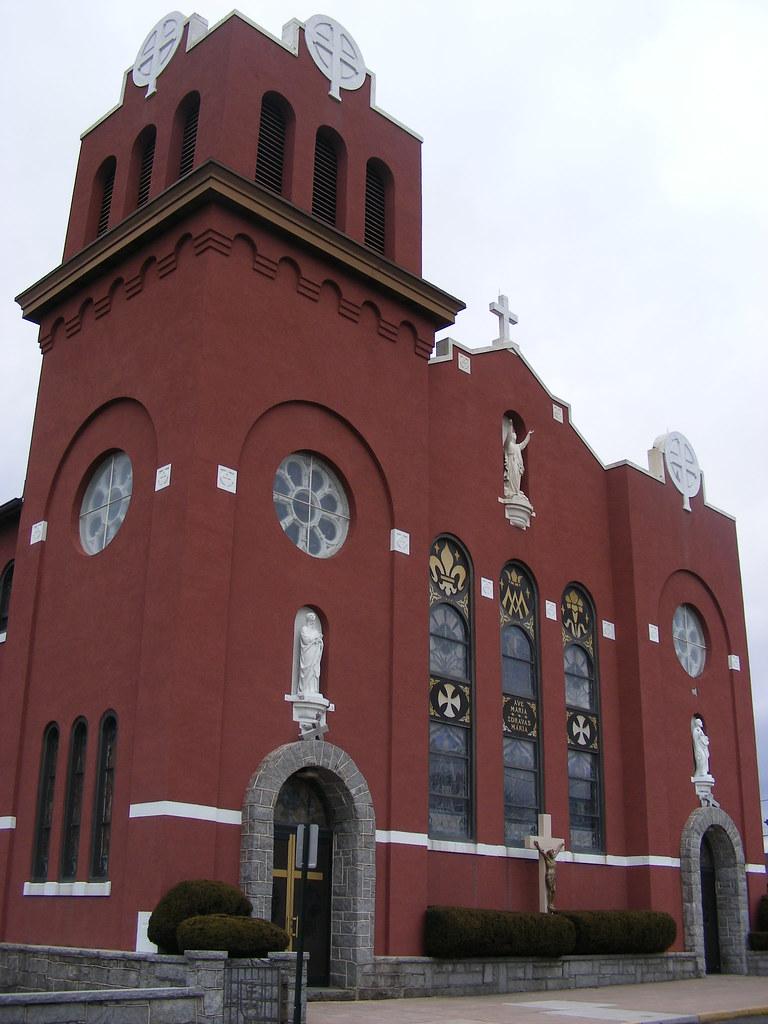 mcadoo  pa  st  mary u0026 39 s catholic church  slovak