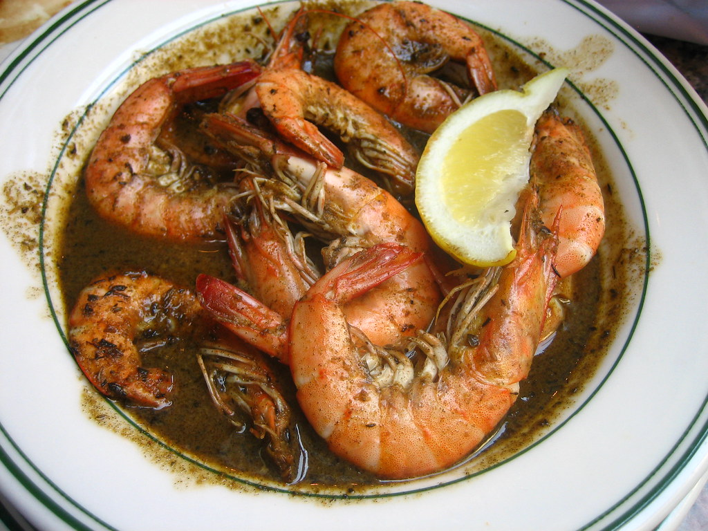 New Orleans Style BBQ Shrimp | The Gumbo Shop New Orleans 20 ...