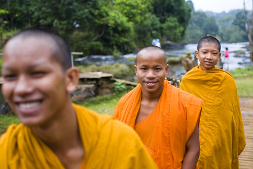 Three monks | by ¡kuba!
