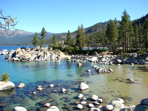 Lake Tahoe, NV, Sand Harbor (2) 9-2010
