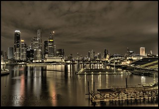CBD, Singapore @ HDR Night | by Erik's iMirror Photography Studio