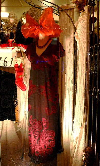 Armless Bow-Head? | There are some unusual window displays i… | Flickr - Photo Sharing!