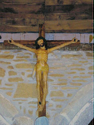 06 >> Crist groc de Trémalo   Talla del segle XVII que Paul Gaugui…   Flickr