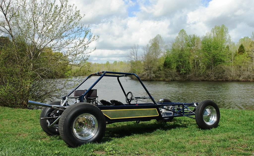 Vw Sand Rail >> Mid-Engine Mazzone sand car | Mazzone frame mid-engine(2332c… | Flickr