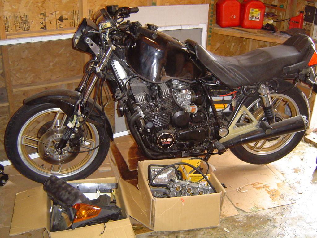 Yamaha  Seca Turbo