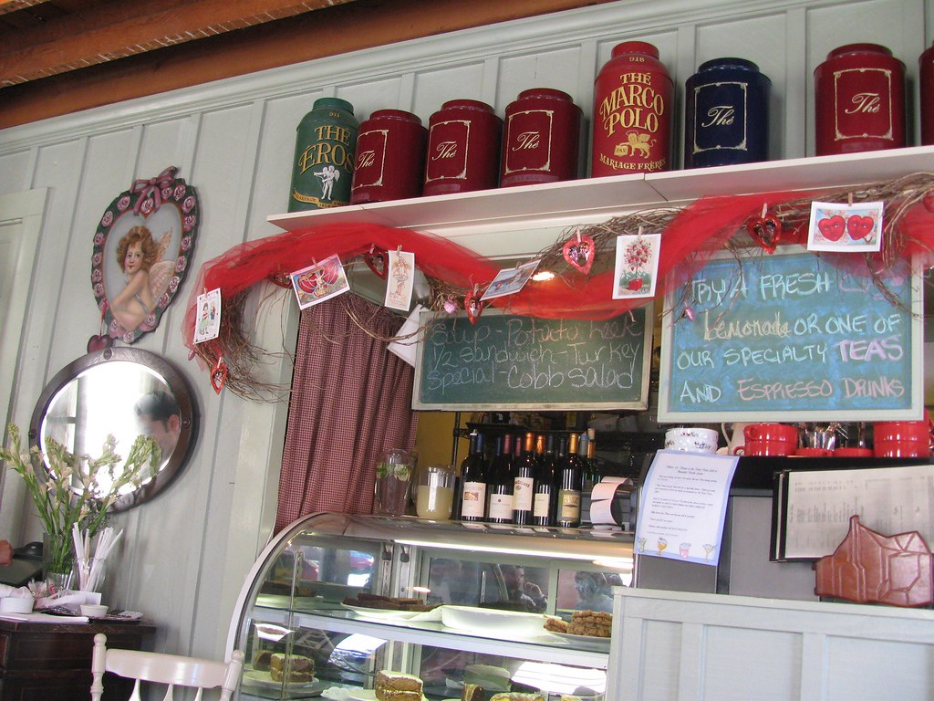 The Red House Cafe And Pacific Grove Ca