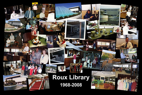 Roux Library 40th Anniversary | by Roux Library