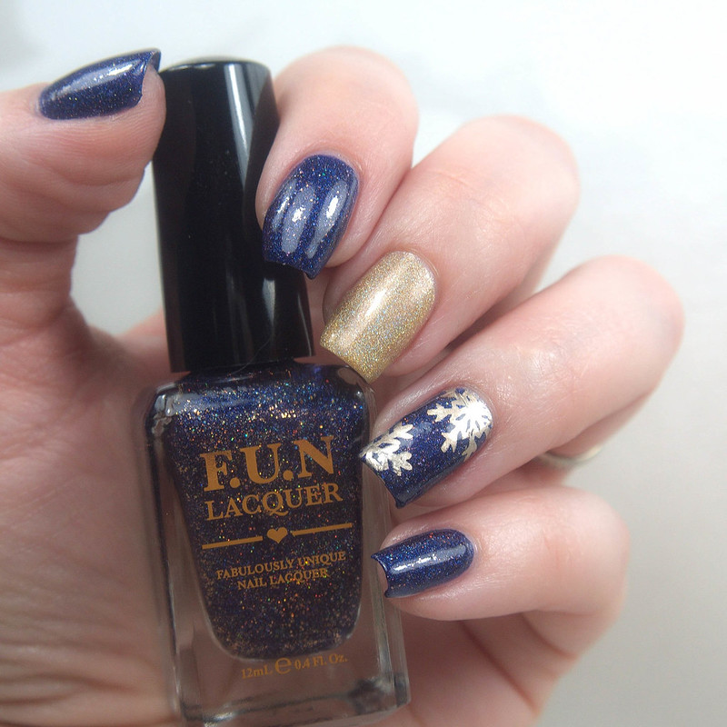 F.U.N Lacquer Moonlight Nocturne