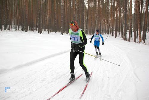 Селивановская лыжня - 2017