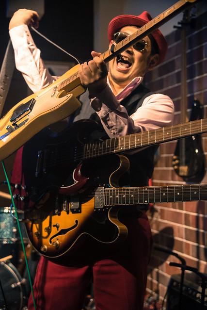 TexasHoldClover live at Catfish Tokyo, 18 Feb 2017 -00130