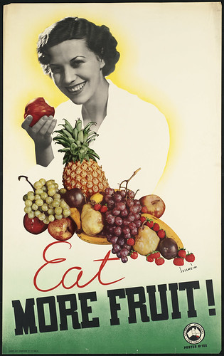 Eat more fruit | by Boston Public Library