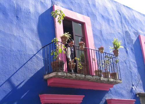 Puebla and Oaxaca Mexico, 2006