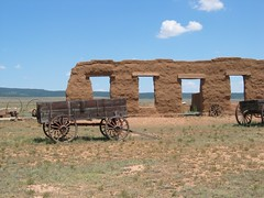 Fort Union, New Mexico, July 2003 | by kbrookes