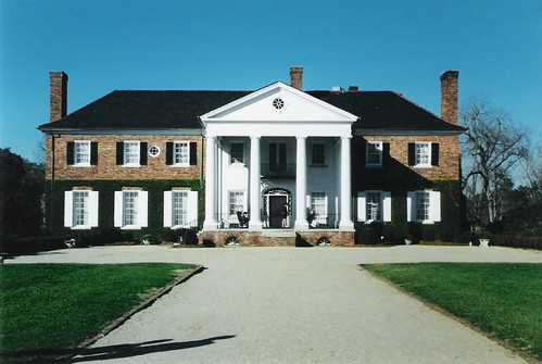 """Boone Hall Plantation"""" - Scene of North and South Mini-Series, and ... Ryan Reynolds"""