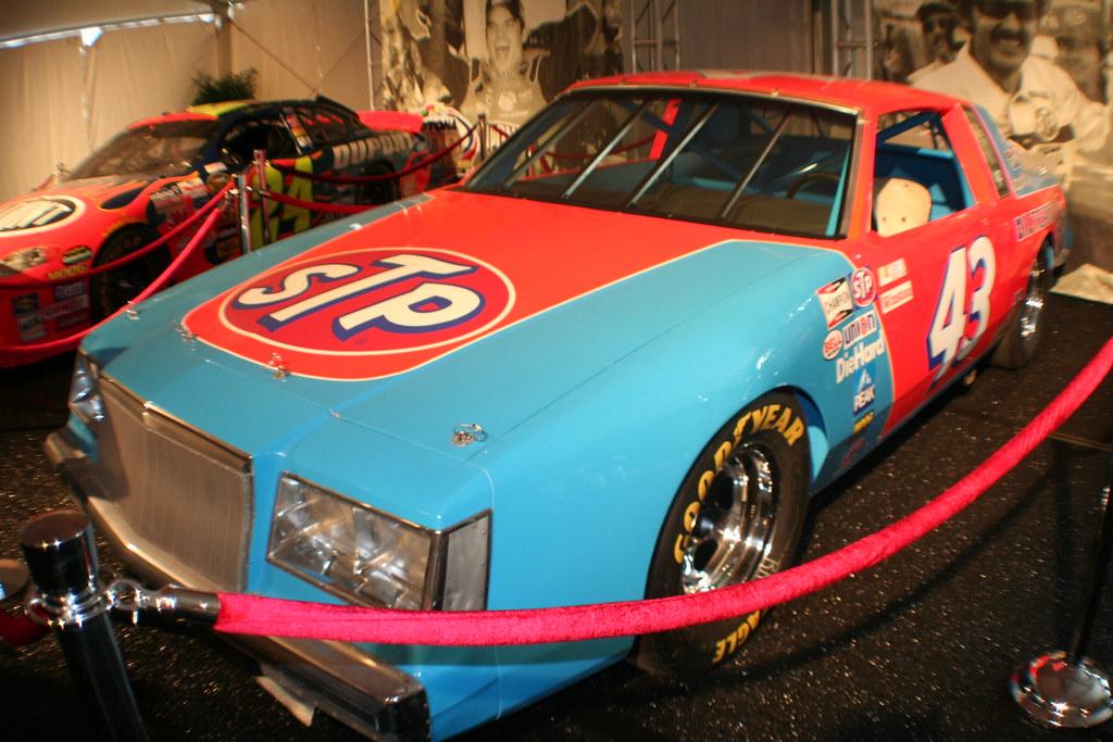 1981 Richard Petty Stp Daytona 500 Winner Buick Shot By