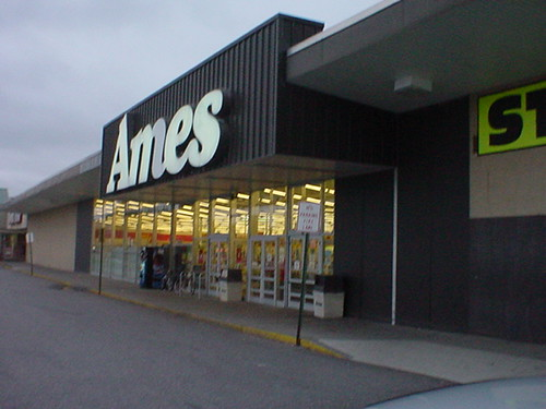 Former Ames Zayre Ames Department Store In Waterville