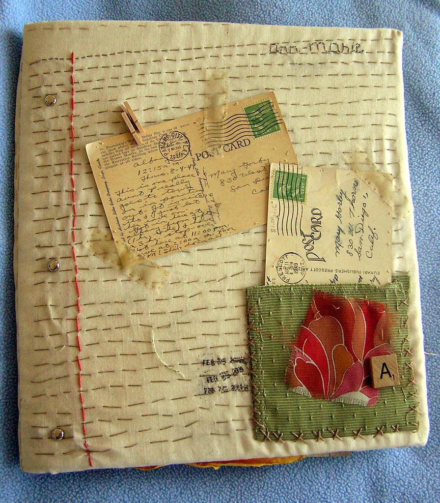 Scrapbook ideas hawaii -  Textile Design Scrapbook By Ann Marie Loves Paper