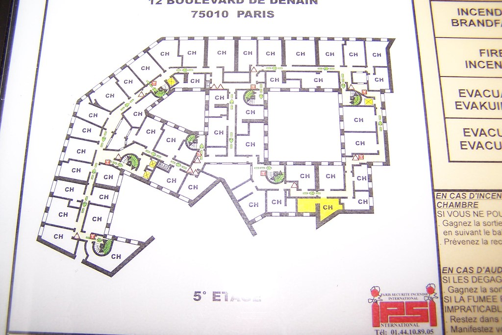 Hotel terminus nord 2 this is a floor plan in our for Floor 5 map swordburst 2